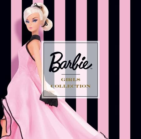 Barbie GIRLS COLLECTION ジャケット写真