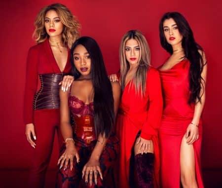 フィフス・ハーモニー Fifth Harmony アーティスト写真