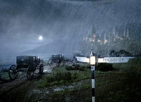 映画『ハリー・ポッター』2004年 場面写真