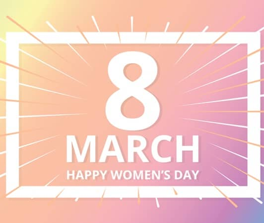 国際女性の日 International Women's Day 女性のいない一日 A Day Without A Woman