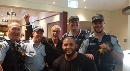 ジャスティン・ビーバー オーストラリア 警察 違反切符