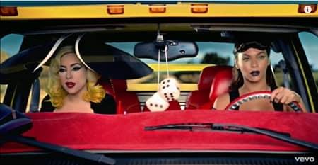 ビヨンセ Beyonce レディー・ガガ  Lady Gaga コーチェラ Coachella 代役 双子妊娠 出演延期