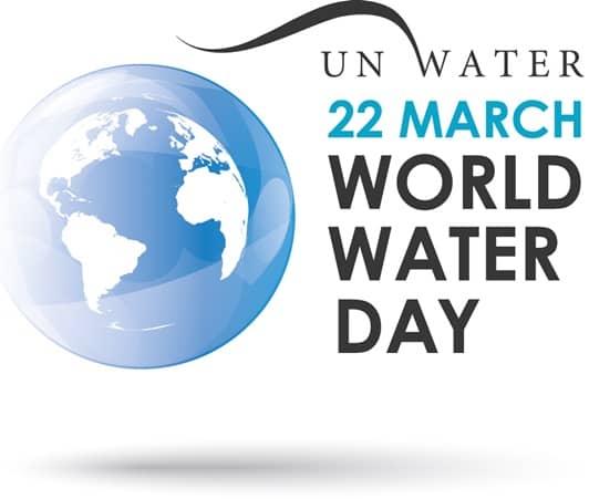 世界水の日 World Water Day March 22