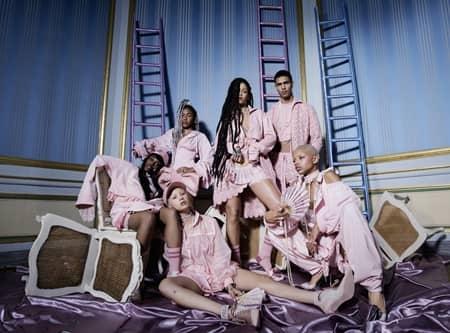 FENTY×PUMA By Rihanna フェンティ×プーマ バイ リアーナ 第2弾 コラボ 人気 リアーナ マリーアントワネットのスポーツウェア 3月9日発売 ジェンダーレス ユニセックス ヴィジュアル キャンペーン