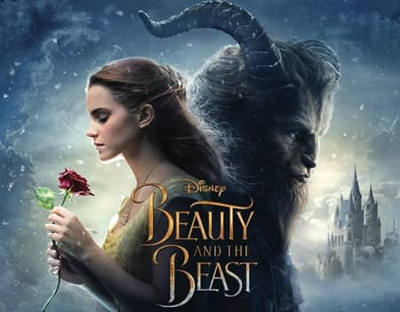 美女と野獣 エマ・ワトソン ダン・スティーヴンス ディズニー 映画 実写版 Beauty and the Beast 2017