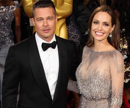 ブラッド・ピット アンジェリーナ・ジョリー Brad Pitt Angelina Jolie