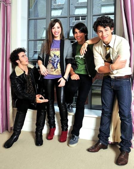 キャンプ・ロック ディズニー 映画 デミ・ロヴァート ジョー・ジョナス ジョナス・ブラザーズ Camp Rock Disney Movie Demi Lovato Jonas Brothers