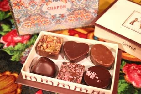 シャポン ショコラ フランス