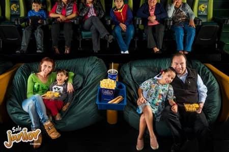 シネポリス・ジュニア シネポリス 映画館 メキシコ 子供用 遊具 Cinepolis
