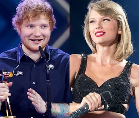 エド・シーラン テイラー・スウィフト Ed Sheeran Taylor Swift テイラー軍団 交際