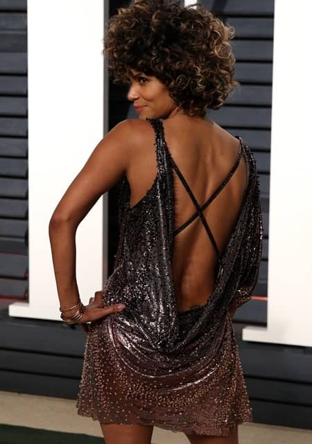 ハル・ベリー アカデミー賞 アフターパーティ Halle Berry Oscar Academy Awards Vanity Fair After Party
