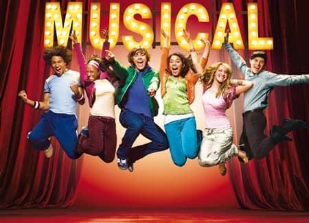 ハイスクール・ミュージカル ディズニー 映画 ザック・エフロン ヴァネッサ・ハジェンズ High School Musical Disney Movie Zac Efron Vanessa Hudgens