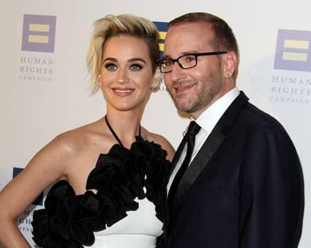 ケイティ・ペリー チャド・グリフィン ヒューマン・ライツ・キャンペーン Katy Perry Human Rights Campaign Chad Griffin