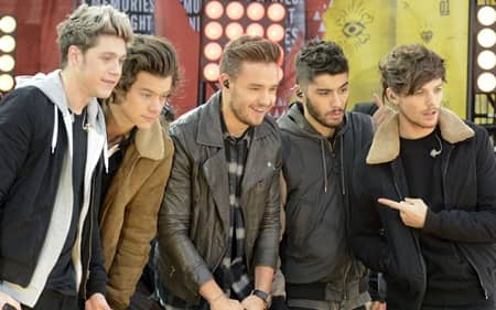ワン・ダイレクション UK One Direction 1D Zayn Malik  Louis Tomlinson  Liam Payne Harry Styles  Niall Horan