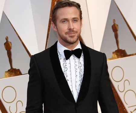 ライアン・ゴズリング アカデミー賞 2017 ラ・ラ・ランド Ryan Gosling Academy Awards Oscar La La Land