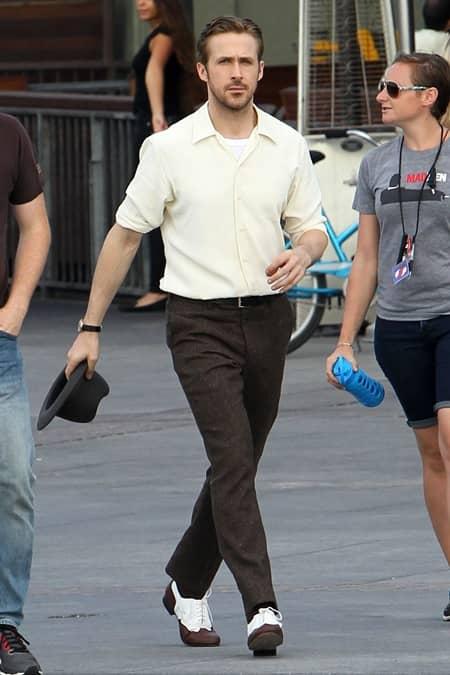 ライアン・ゴズリング ラ・ラ・ランド 映画  Ryan Gosling Movie LA LA LAND