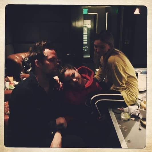 セレーナ・ゴメス Selena Gomez スタジオ インスタグラム 新曲 ジャスティン・トランター ジュリア・マイケルズ