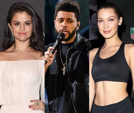セレーナ・ゴメス ザ・ウィークエンド ベラ・ハディッド The Weeknd Selena Gomez Bella Hadid
