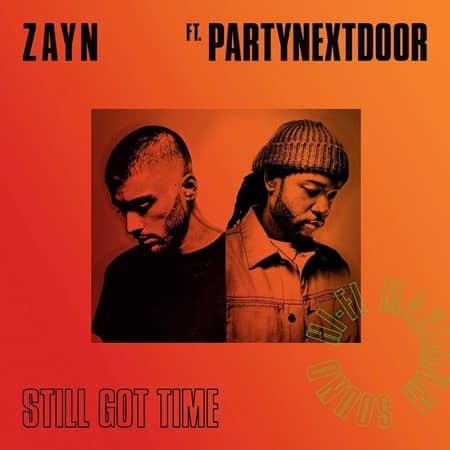 ゼイン・マリク パーティ・ネクスト・ドア スティル・ゴット・タイム Zayn single PartyNextDoor Still Got Time One Direction 1D