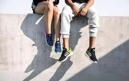 アディダス ネオ Adidas Neo 2017年春夏 アディダス スニーカー 雲のような履き心地 クラウドフォーム メンズ ウィメンズ スニーカー 人気