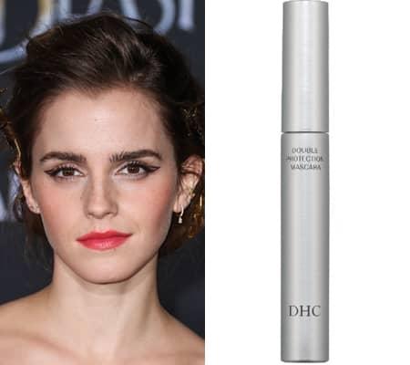 エマ・ワトソン Emma Watson コスメ マスカラ 日本 DHC 愛用 日本からも購入できる