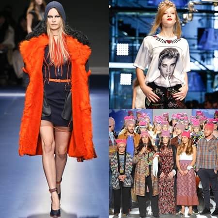 ファッションウィーク Fashion Week NY ロンドン ミラノ パリ まとめ 社会的メッセージ 多様性 乳がん モデル 2017-2018秋冬コレクション
