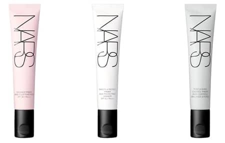 ナーズ NARS 化粧下地 プライマー 4月21日発売 人気 海外 セレブ