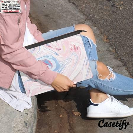ケースティファイ Casetify クラッチバッグ マックブック 収納 バッグ プレゼント 可愛い