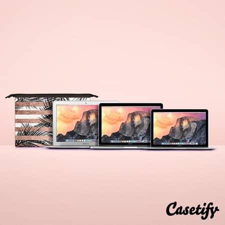 ケースティファイ Casetify クラッチバッグ マックブック 収納 バッグ プレゼント サイズ デザイン豊富